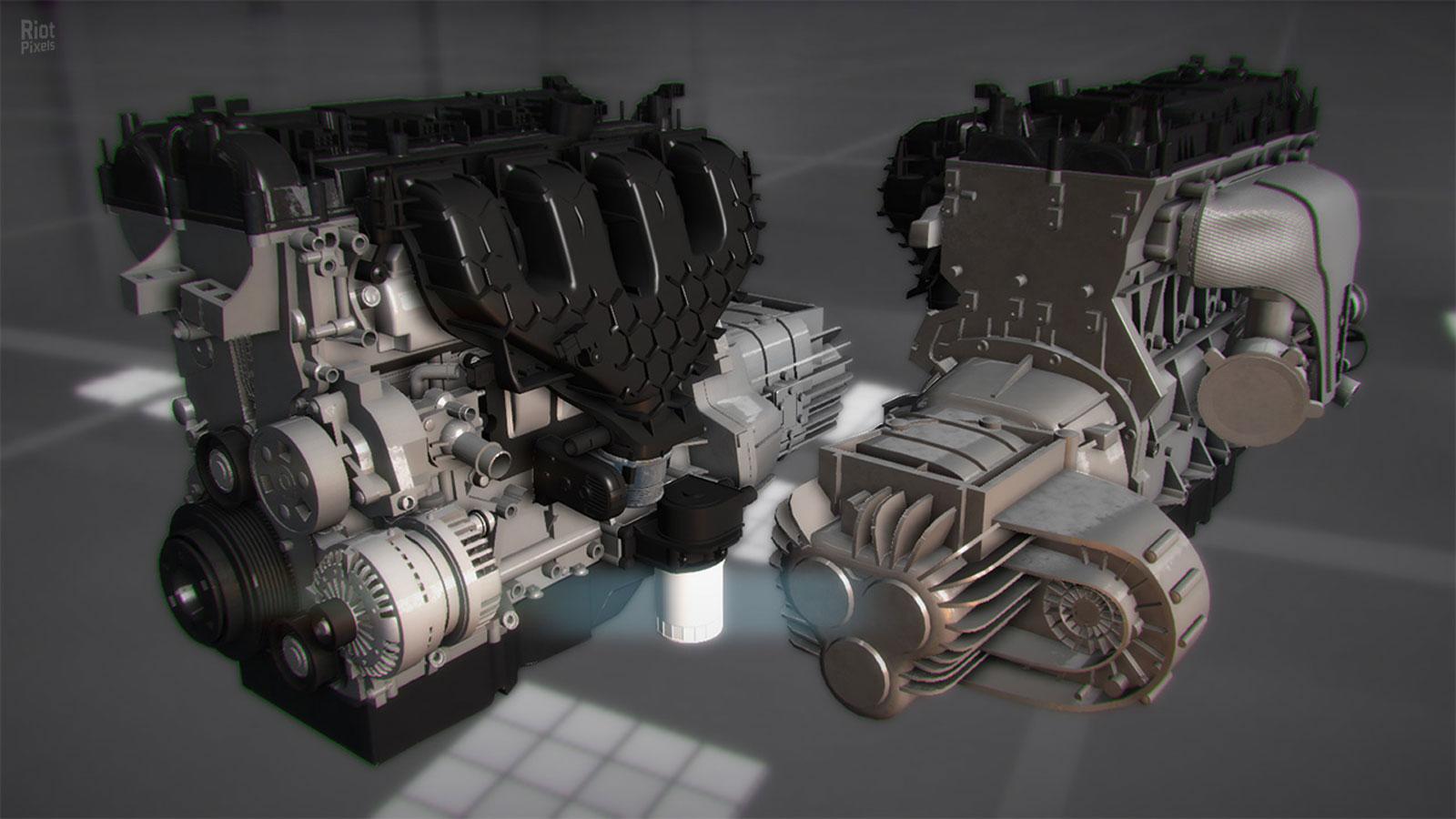 Car Mechanic Simulator 2015 - скачать бесплатно торрент