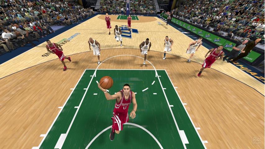 Перейти к скриншоту из игры strong em NBA 2K11/em/strong под номером strong