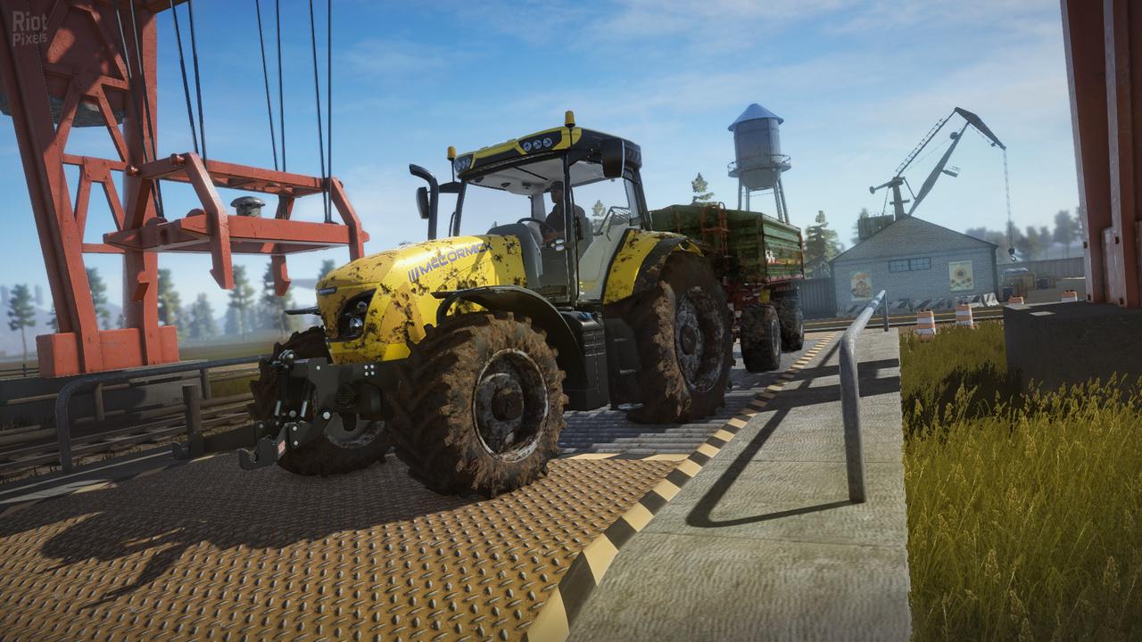 Скриншот Pure Farming 2018: Digital Deluxe Edition (2018) RePack от R.G. Механики скачать торрент бесплатно