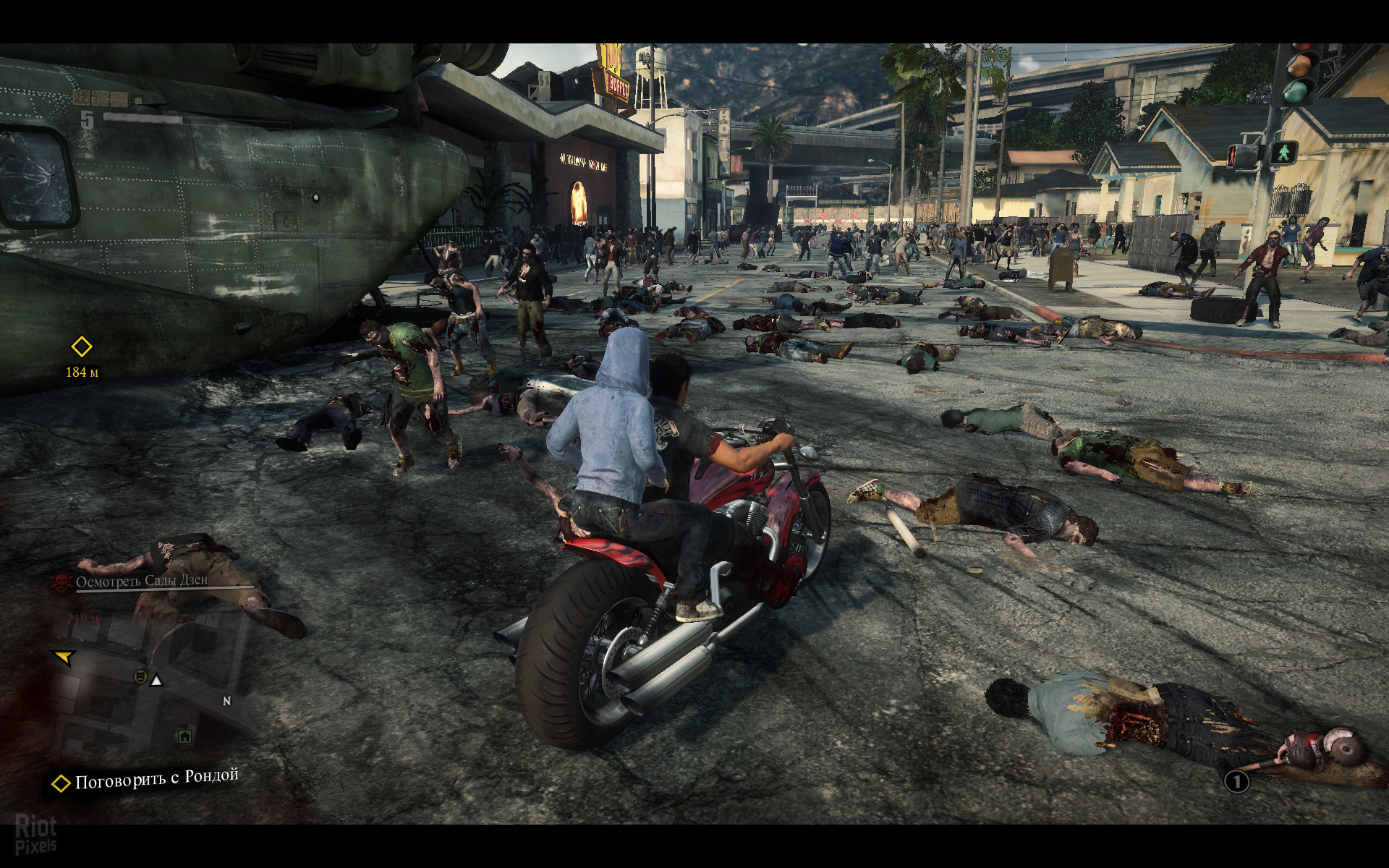 Dead Rising 3 Apocalypse Edition Game Screenshots At Riot Pixels Images
