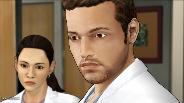 Greys anatomy wii