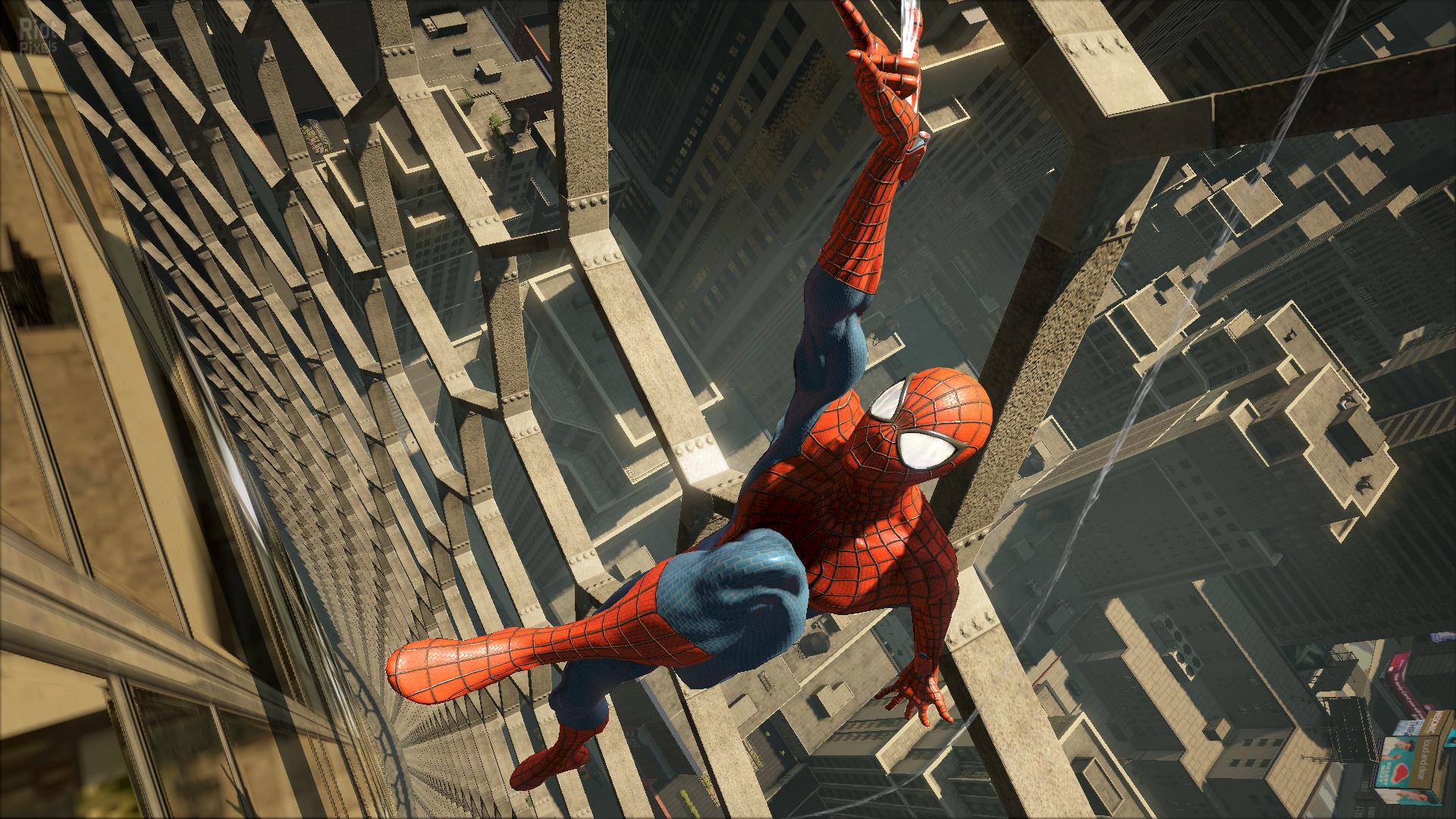The amazing spider-man: новый трейлер и скриншоты!