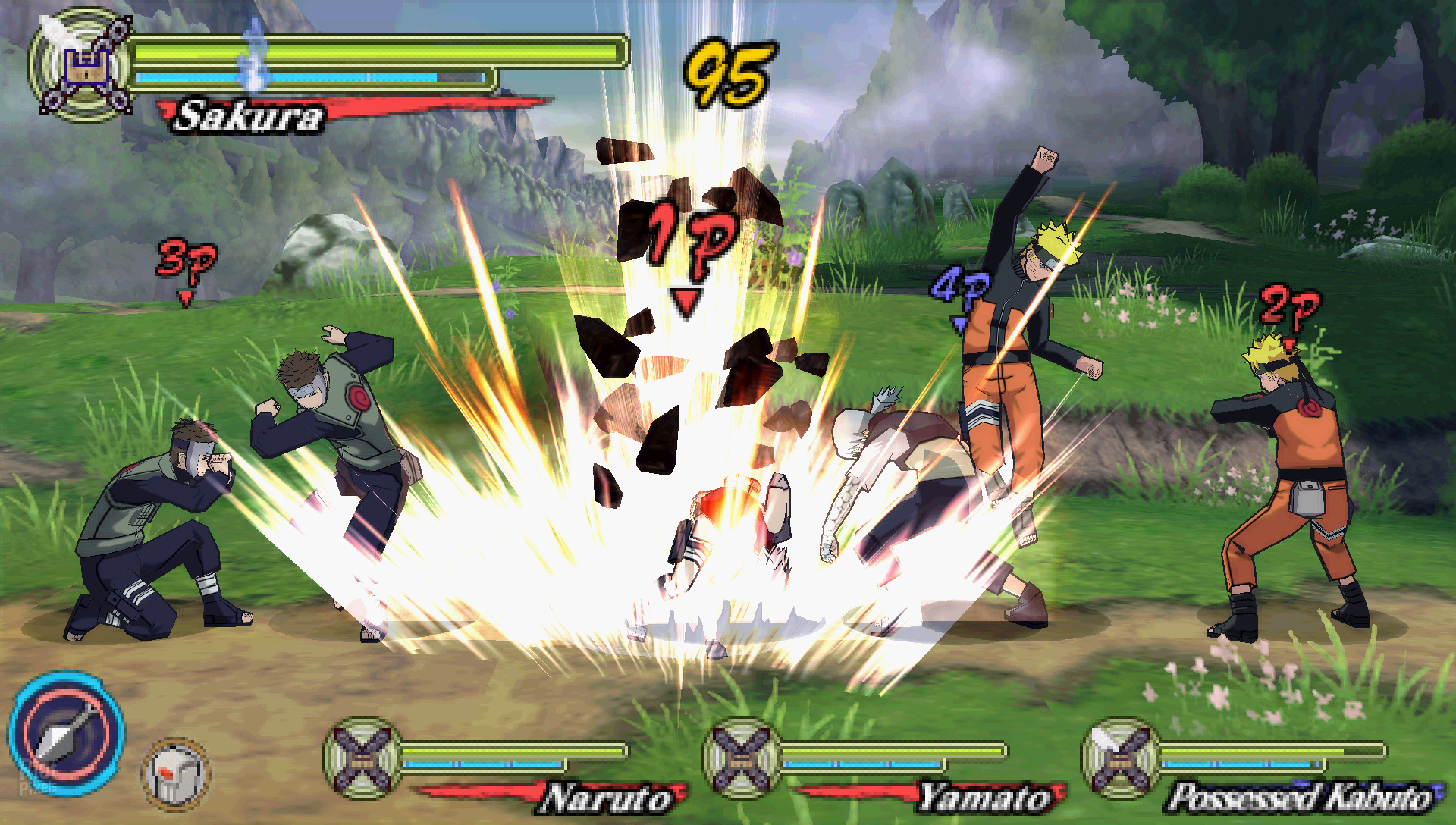 Title: naruto shippuden: ultimate ninja heroes 3 pc region: usa language: english fix: no size: 12 gb