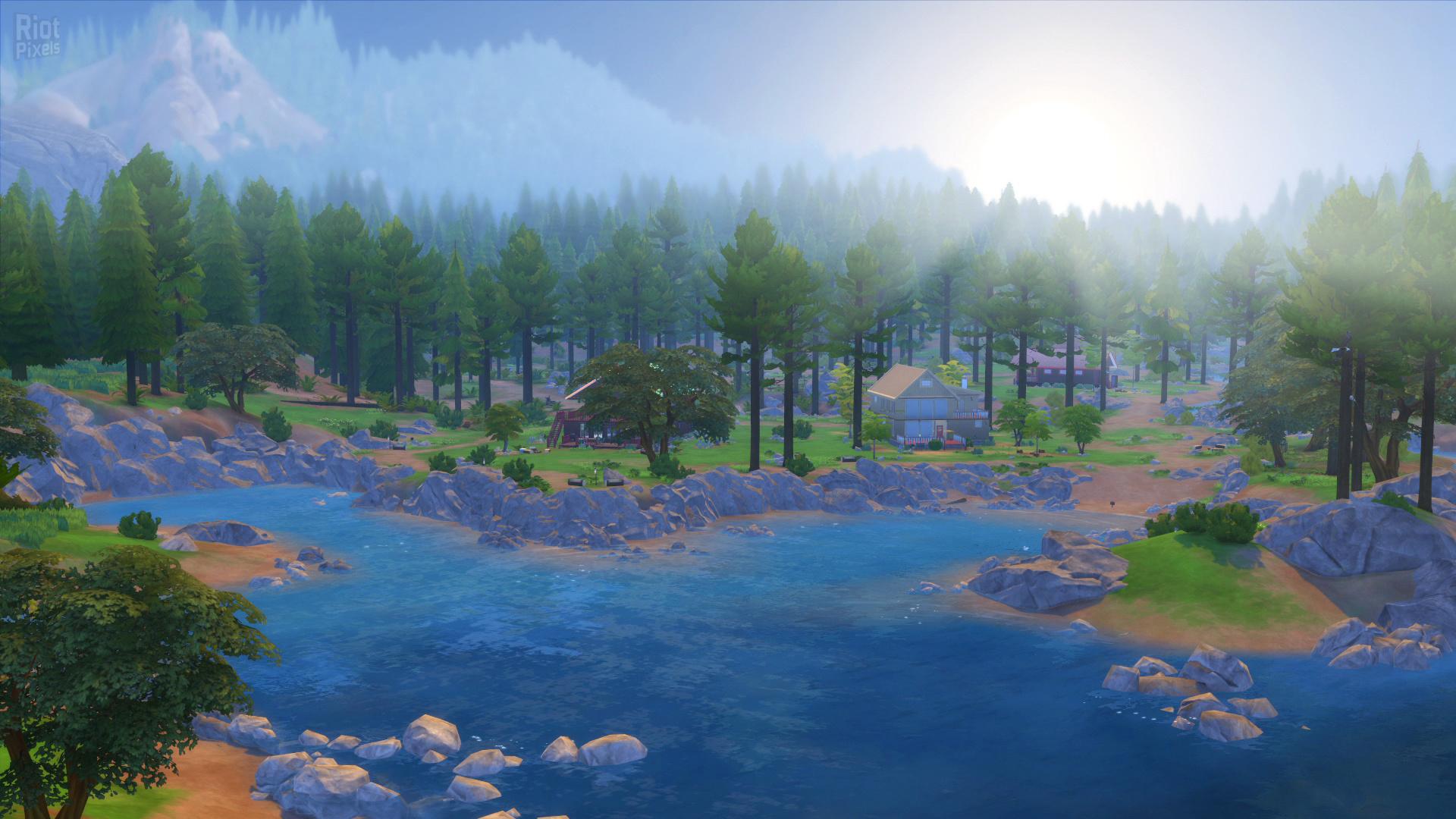 The Sims 4: Deluxe Edition - скачать бесплатно торрент