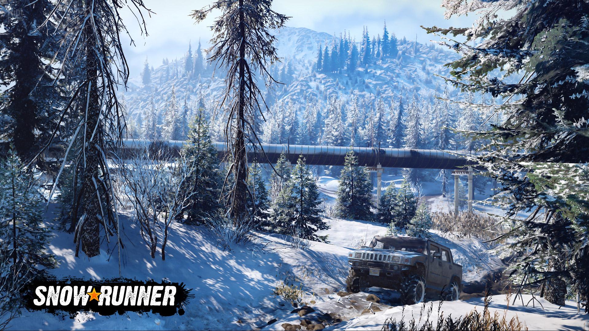SnowRunner [RePack] [2020|Rus|Eng|Multi]