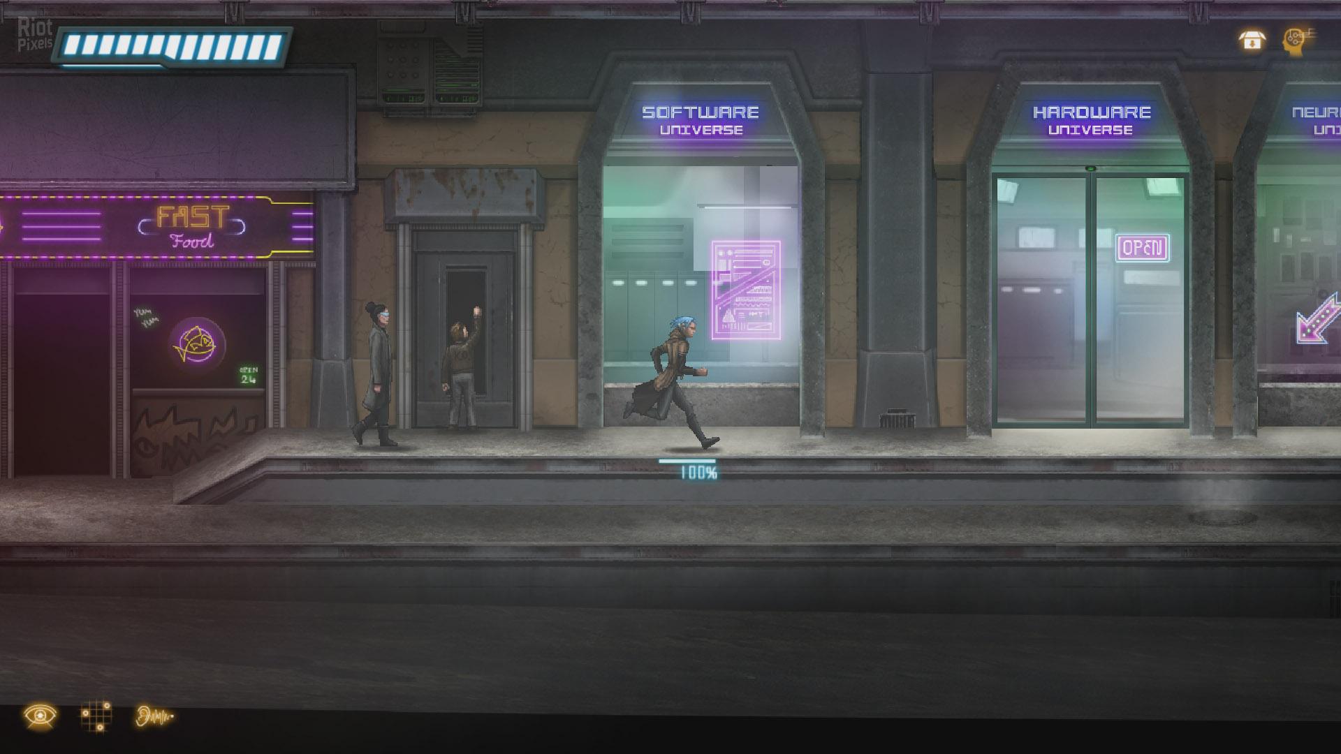 Dex (2015) PC - скачать бесплатно торрент