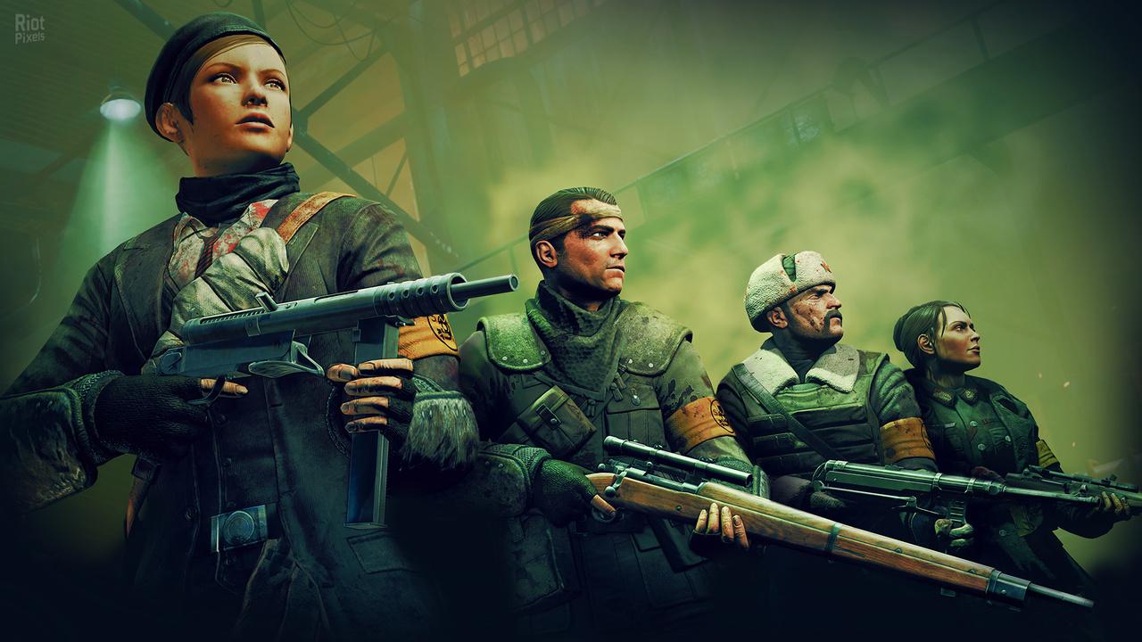 Zombie Army Trilogy - скачать бесплатно торрент