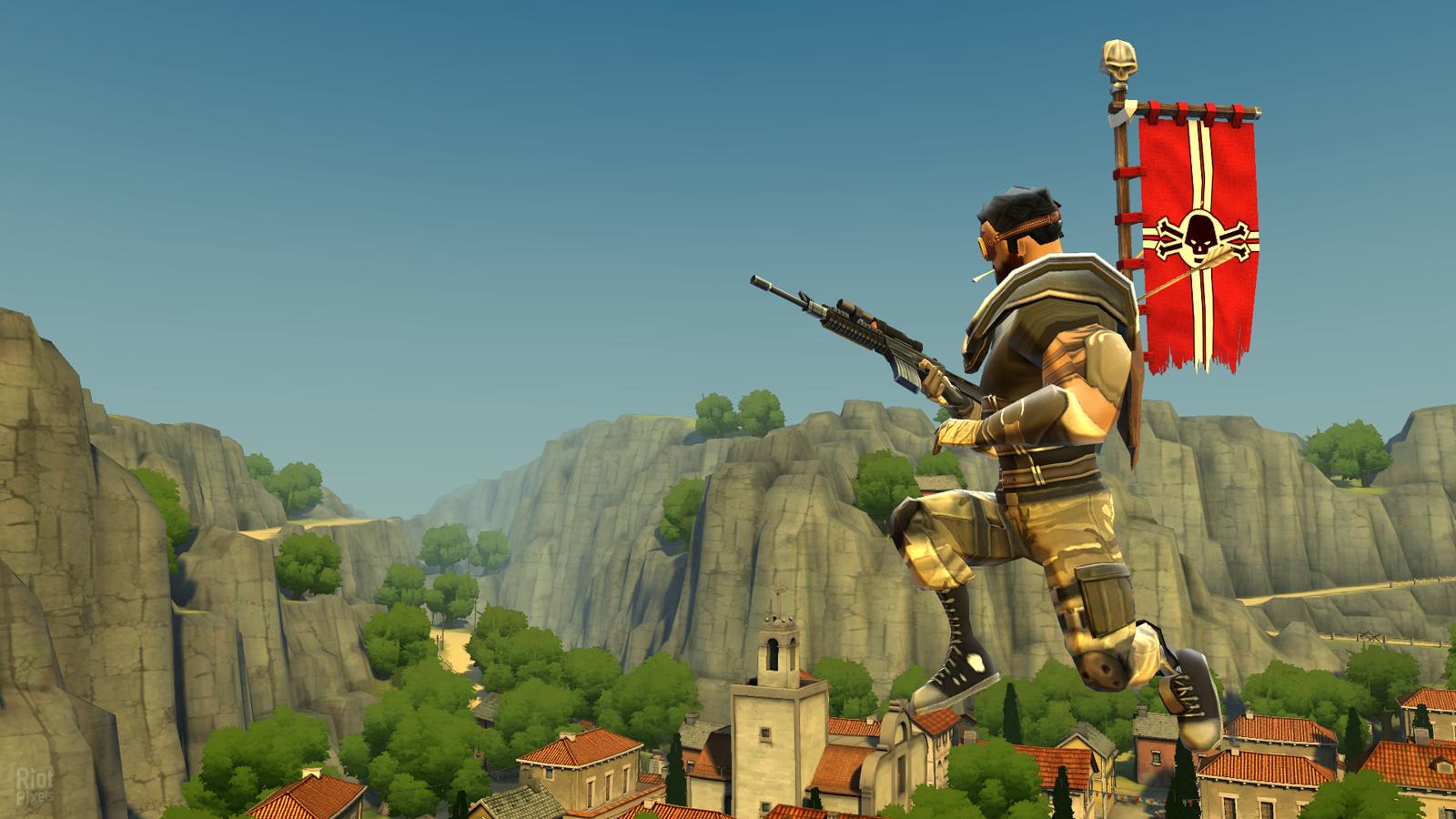 Battlefield Heroes Game Screenshots At Riot Pixels Images