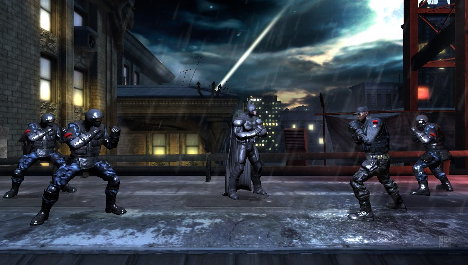 Скачать Игру Batman Arkham Origins Blackgate Через Торрент - фото 5