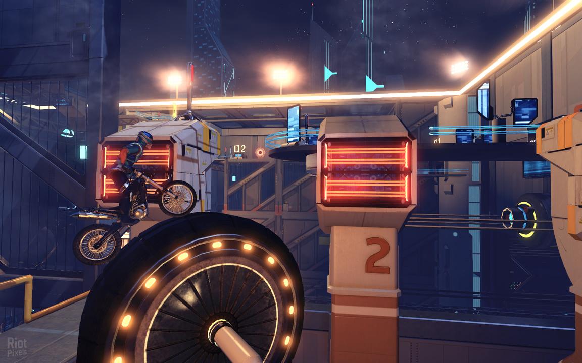 Trials Fusion: Fault One Zero - скачать бесплатно торрент
