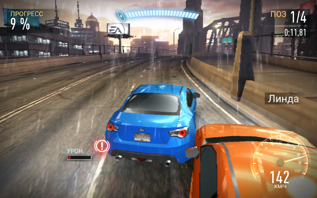 Need for Speed: No Limits - game screenshots at Riot Pixels, images