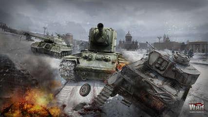 скачать игру Ground War Tanks через торрент - фото 11