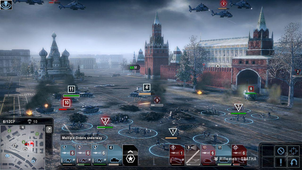 Tom Clancy's EndWar [2009|Rus]