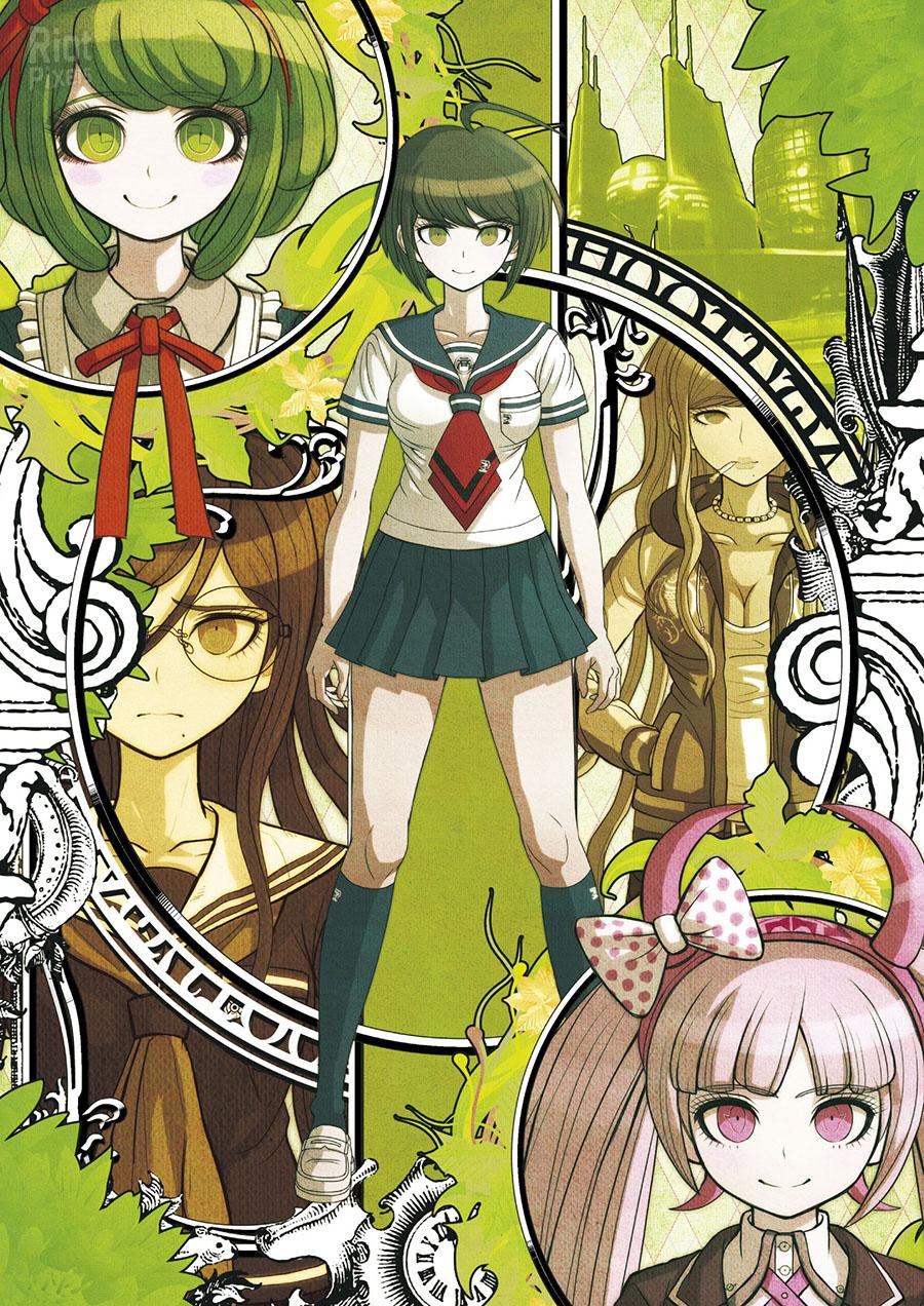 Danganronpa Another Episode: Ultra Despair Girls - game