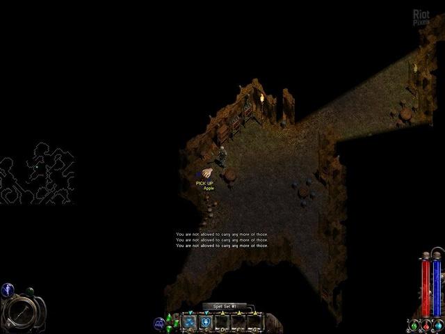 Nox - game screenshots at Riot Pixels, images
