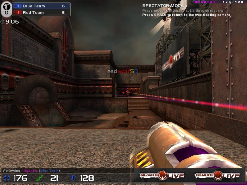 Quake Live - game screenshots at Riot Pixels, images