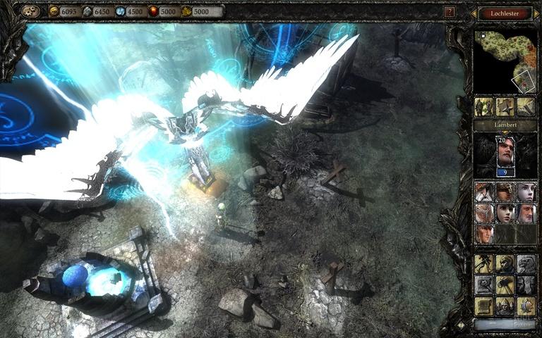 Кряк для Disciples III: Reincarnation v1.03 (таблетка) - Кряки к играмКряк
