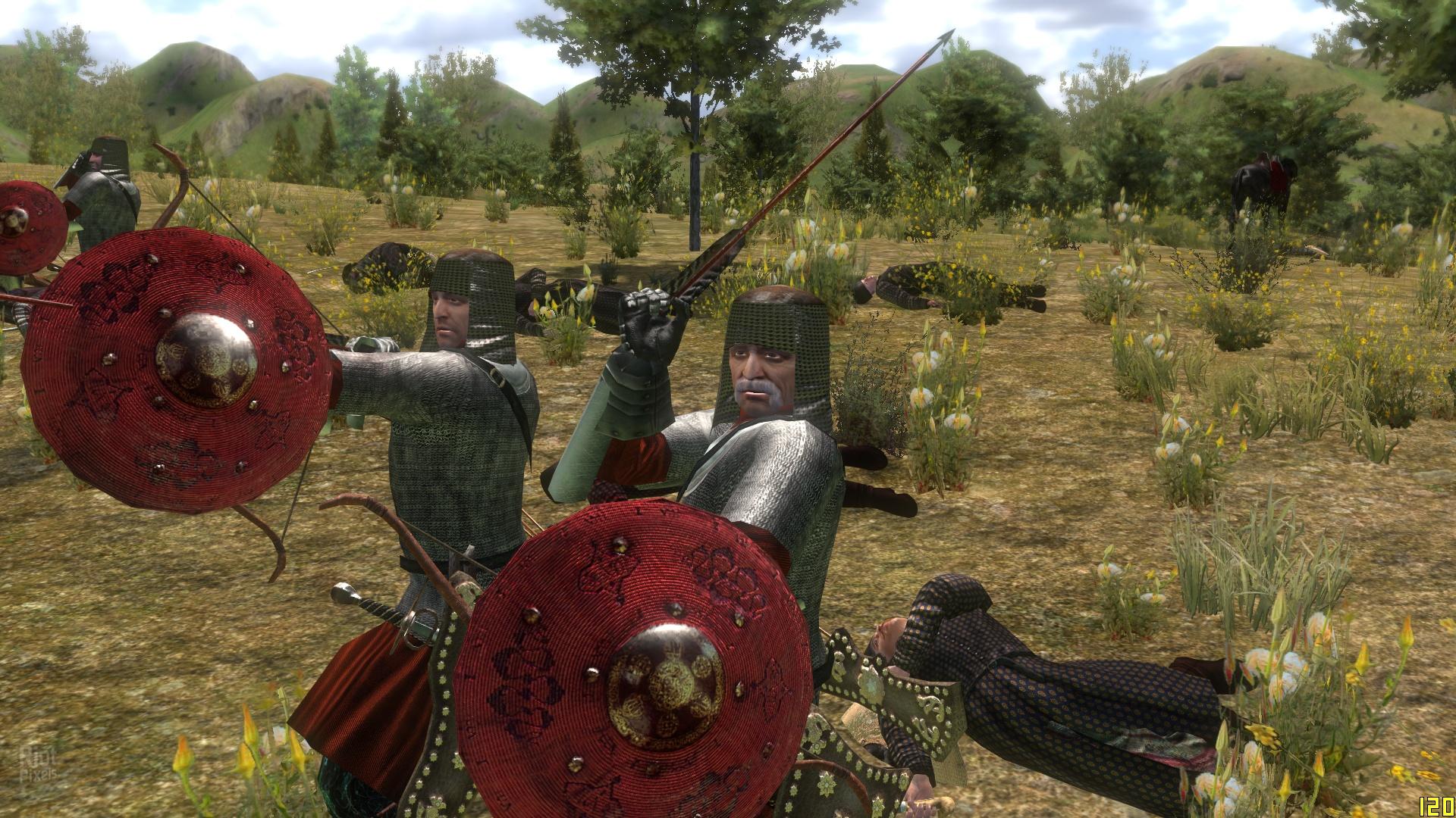 Как сделать так чтобы были пушки в огнем и мечом