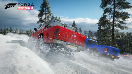 Forza Horizon 4: Ultimate Edition – v1 332 904 2 + All DLCs