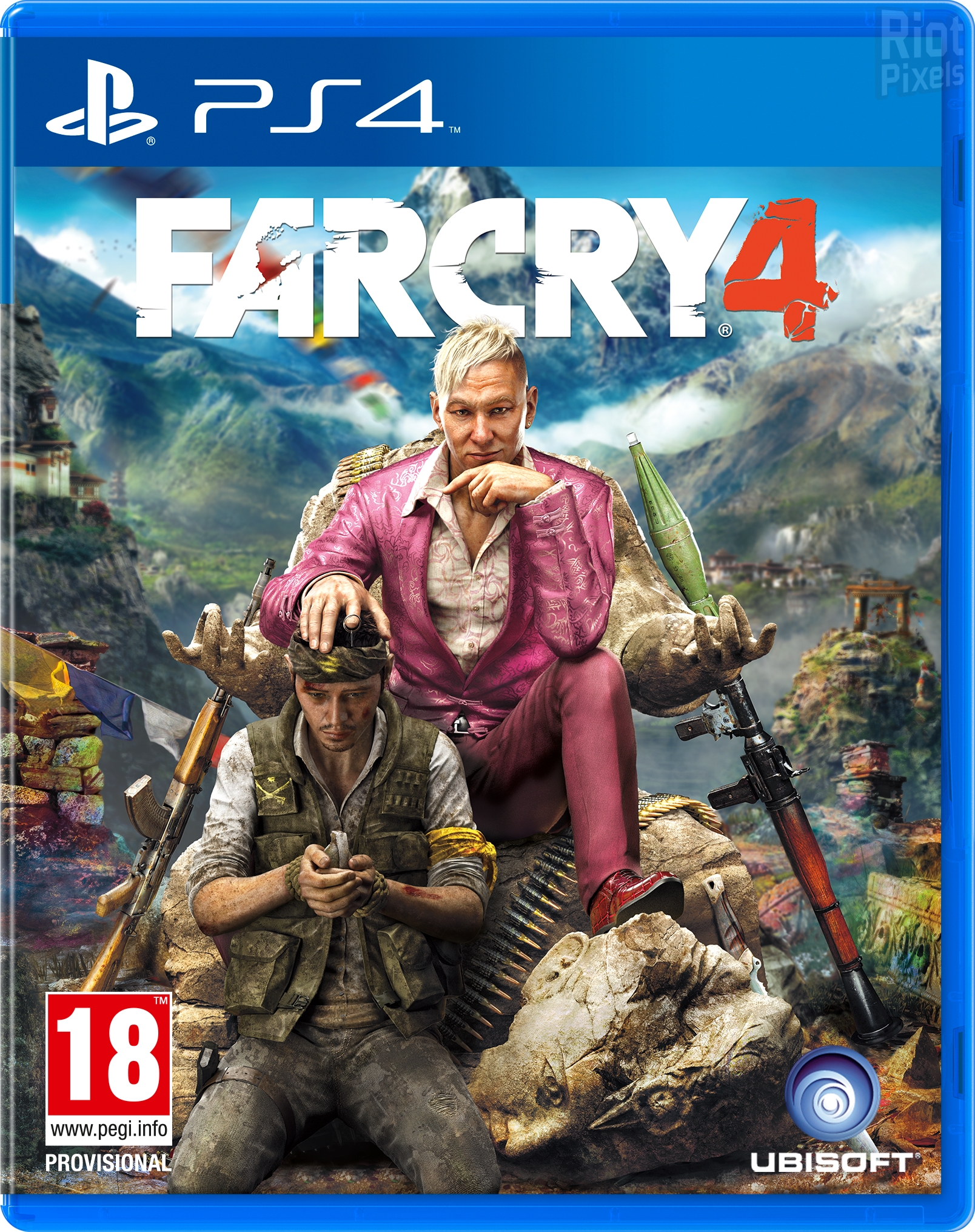 Preview Pad: Farcry 4