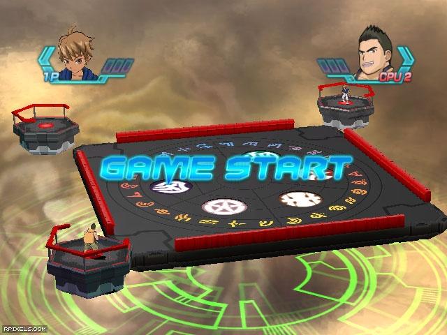 download bakugan battle brawlers pc game