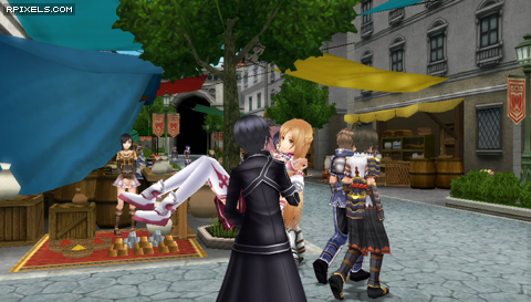 SAO Hollow Fragment easy Dating tips Read discription