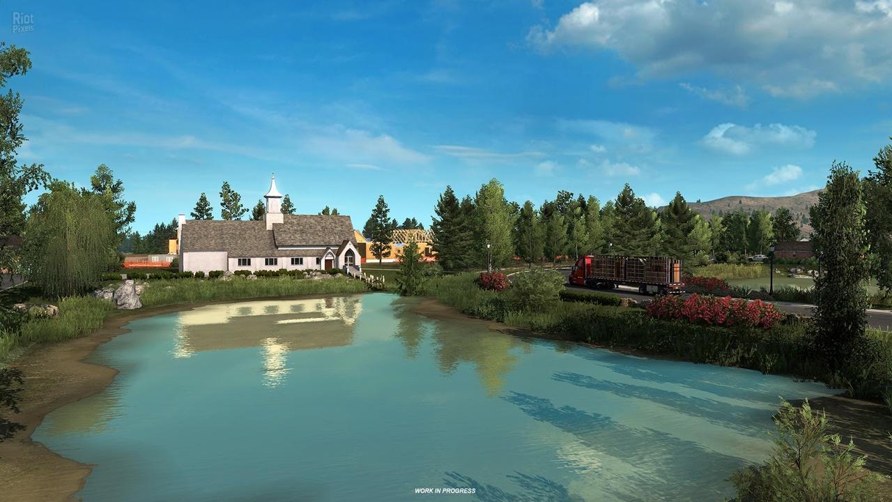 بروابط مباشرة American Truck Simulator + DLCs تحميل لعبة DLGAMES - Download All Your Games For Free