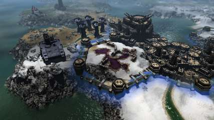 Download Warhammer 40,000: Gladius - Relics of War (v1.0.2 + DLC + Multiplayer, MULTi6) [FitGirl Repack] Torrent