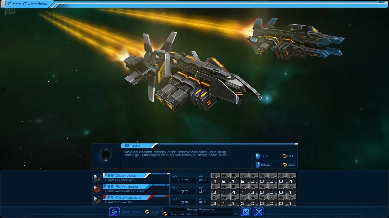Sid Meier's Starships - скачать бесплатно торрент