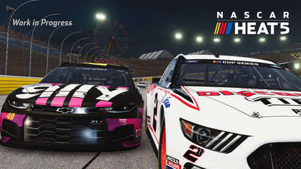 NASCAR HEAT 5 + 2 DLCS  Repack Direct Links DLGAMES - Download All Your Games For Free