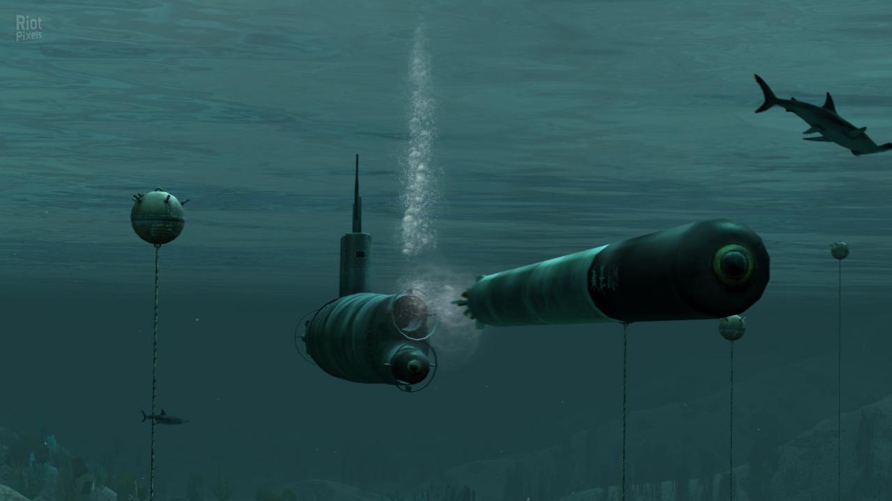битва про подводной лодке
