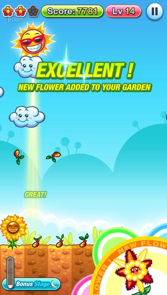 Sunflowers games