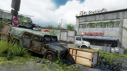 Last Of Us Abandoned Territories Map Pack The Game Screenshots - The last of us abandoned territories map pack