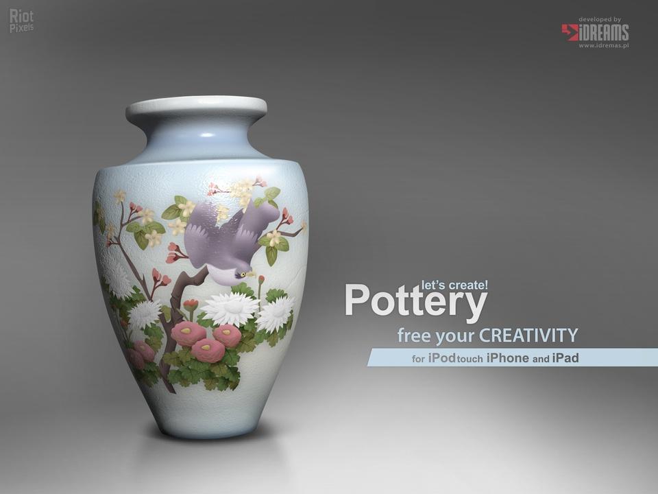 Вазы из игры pottery фото