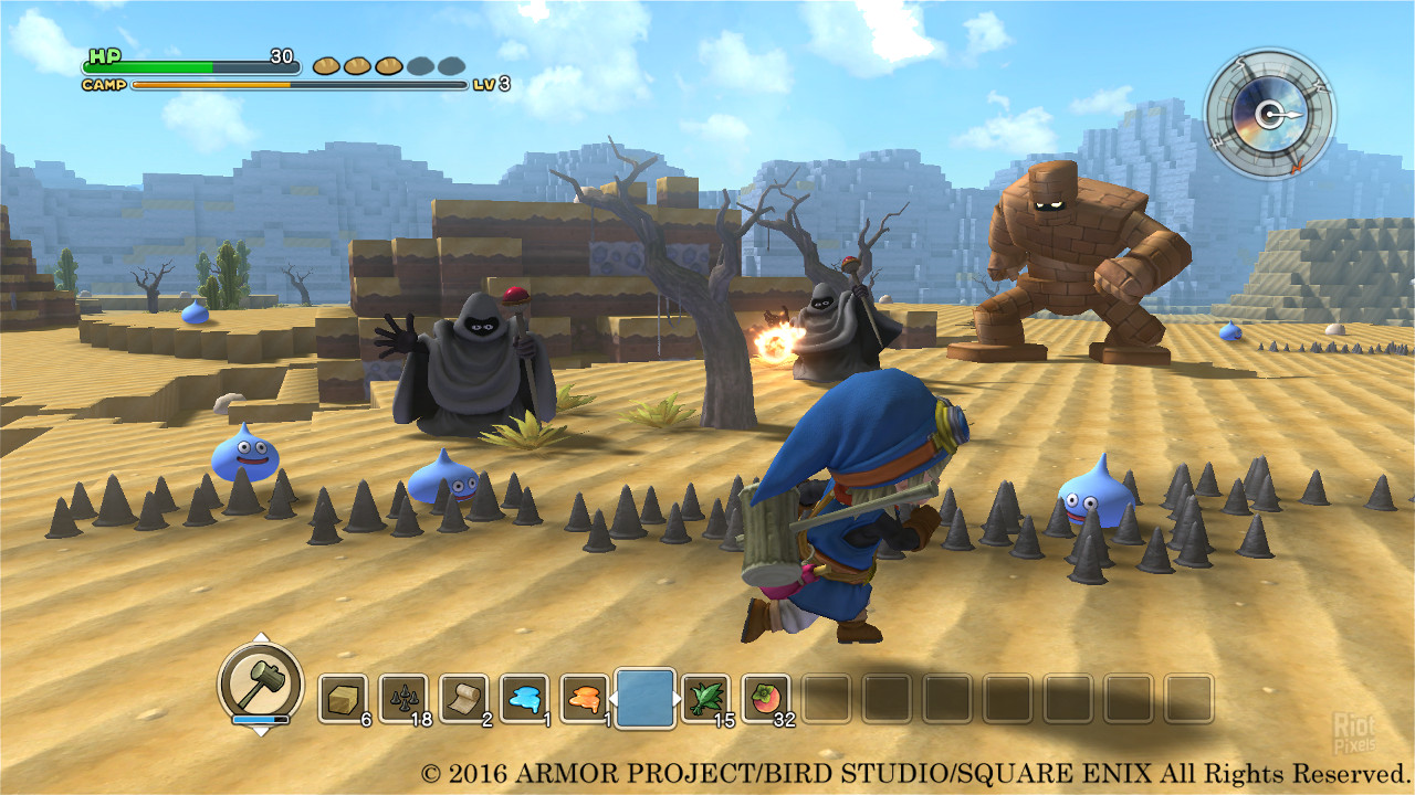 Dragon Quest Builders [EUR] [2016|Eng|Multi5]