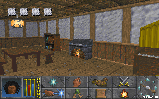 Elder Scrolls Chapter 2: Daggerfall, The - game screenshots