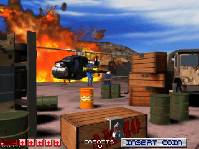 Чит-Коды К Игре Area 51