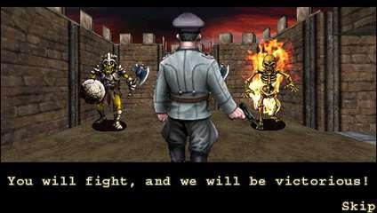 Wolfenstein RPG - game screenshots at Riot Pixels, images