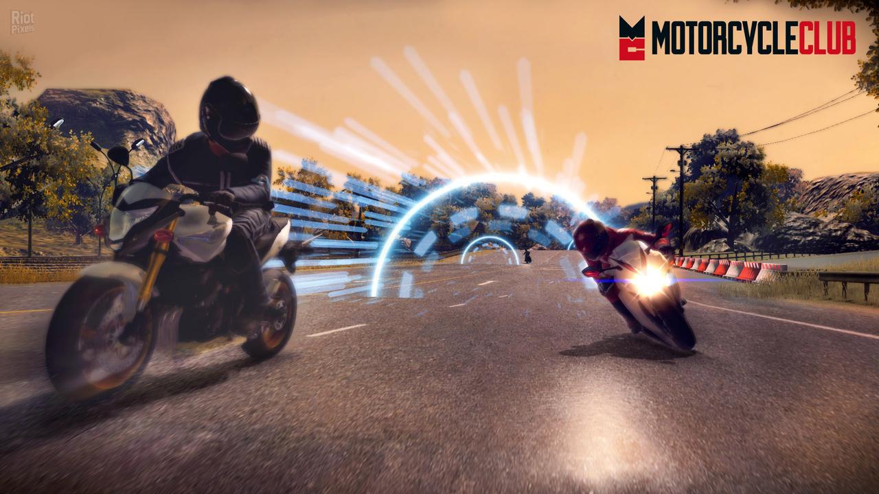 Motorcycle Club - скачать бесплатно торрент