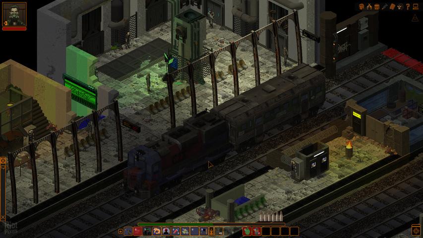 скачать игру Underrail на русском языке через торрент - фото 6