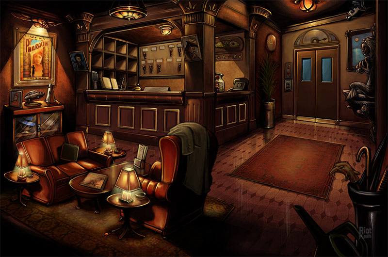 Nancy Drew Dossier: Lights, Camera, Curses! - описание игры, дата выхода, с