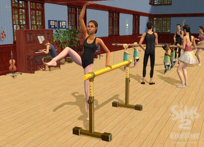 The Sims 2 Увлечения Торрент