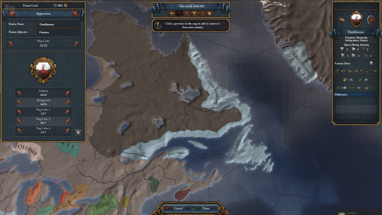 Europa Universalis IV: El Dorado - скачать бесплатно торрент