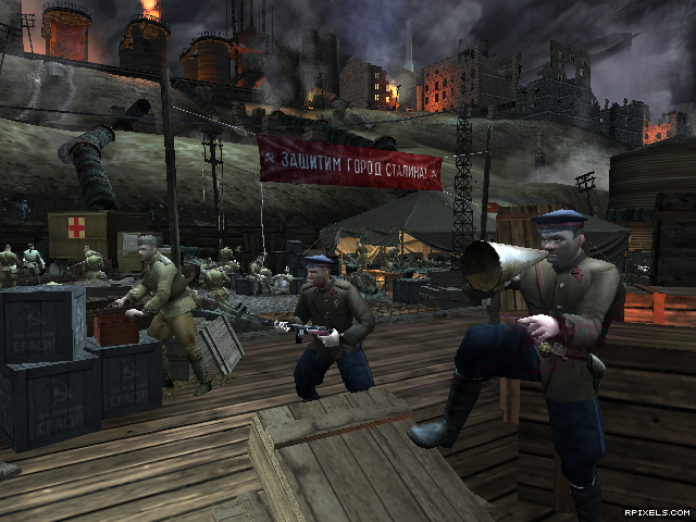 call of duty finest hour  торрент