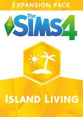 Sims 4: Island Living, The - game artworks at Riot Pixels