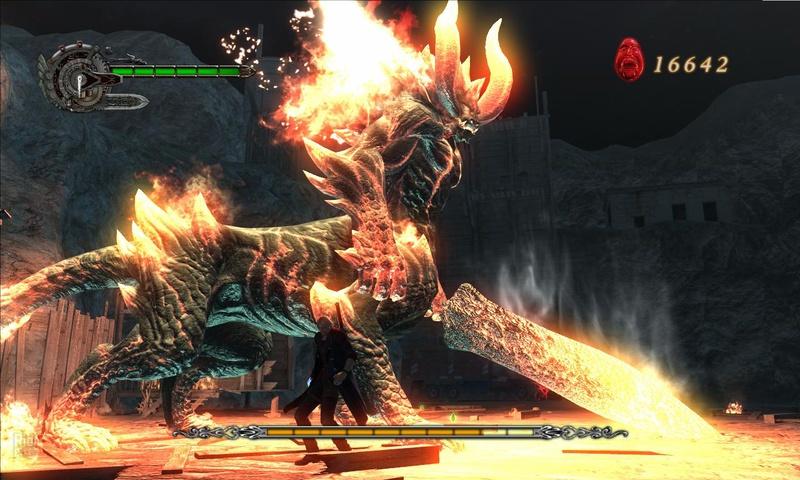 Используйте следующие ссылки для вставки скриншота Devil May Cry 4 на стран