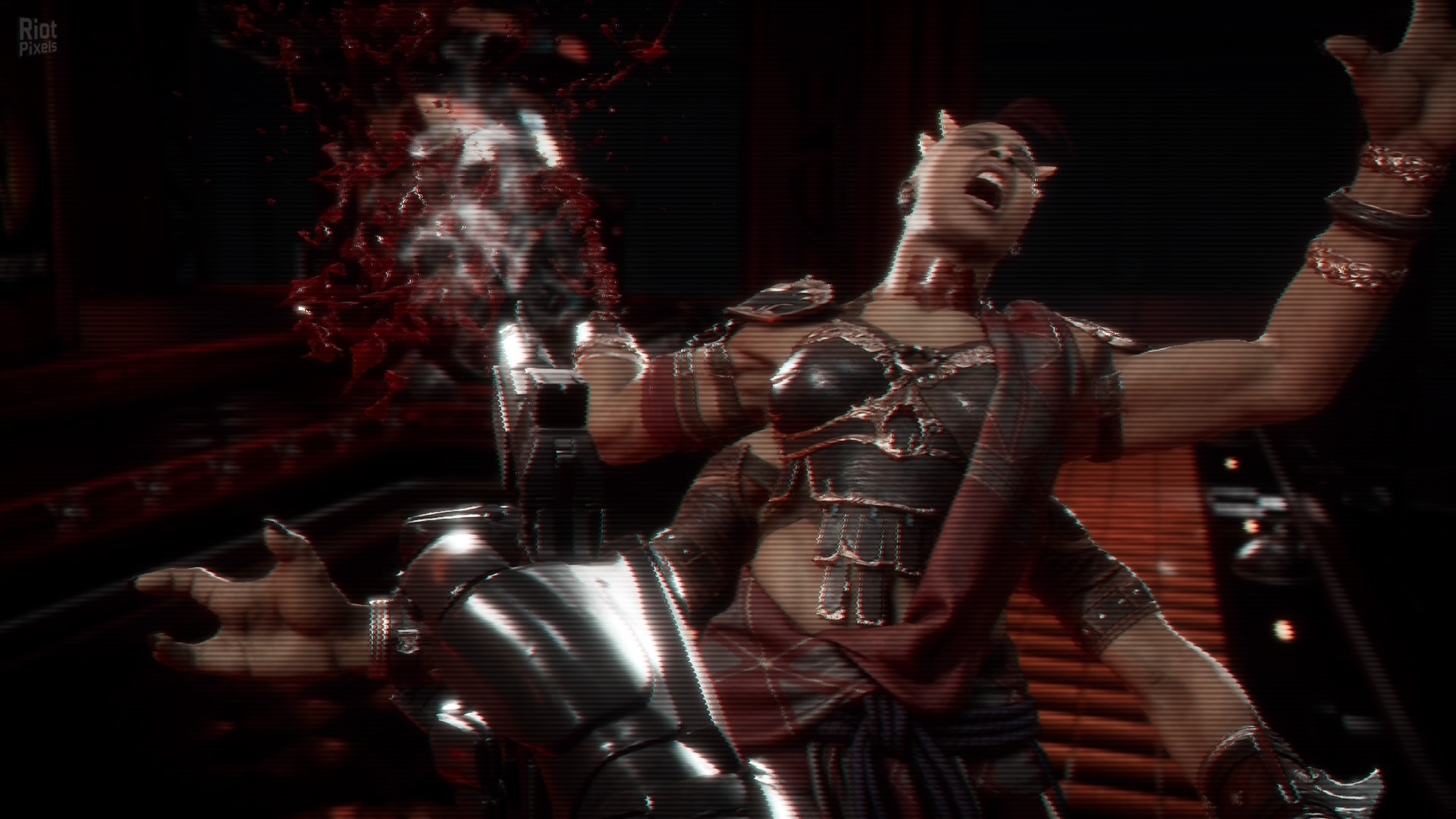 Mortal Kombat 11 Aftermath Game Screenshots At Riot Pixels Images