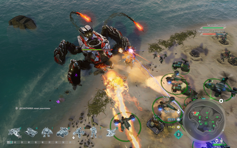 Рецензия на Halo Wars 2 | Riot Pixels