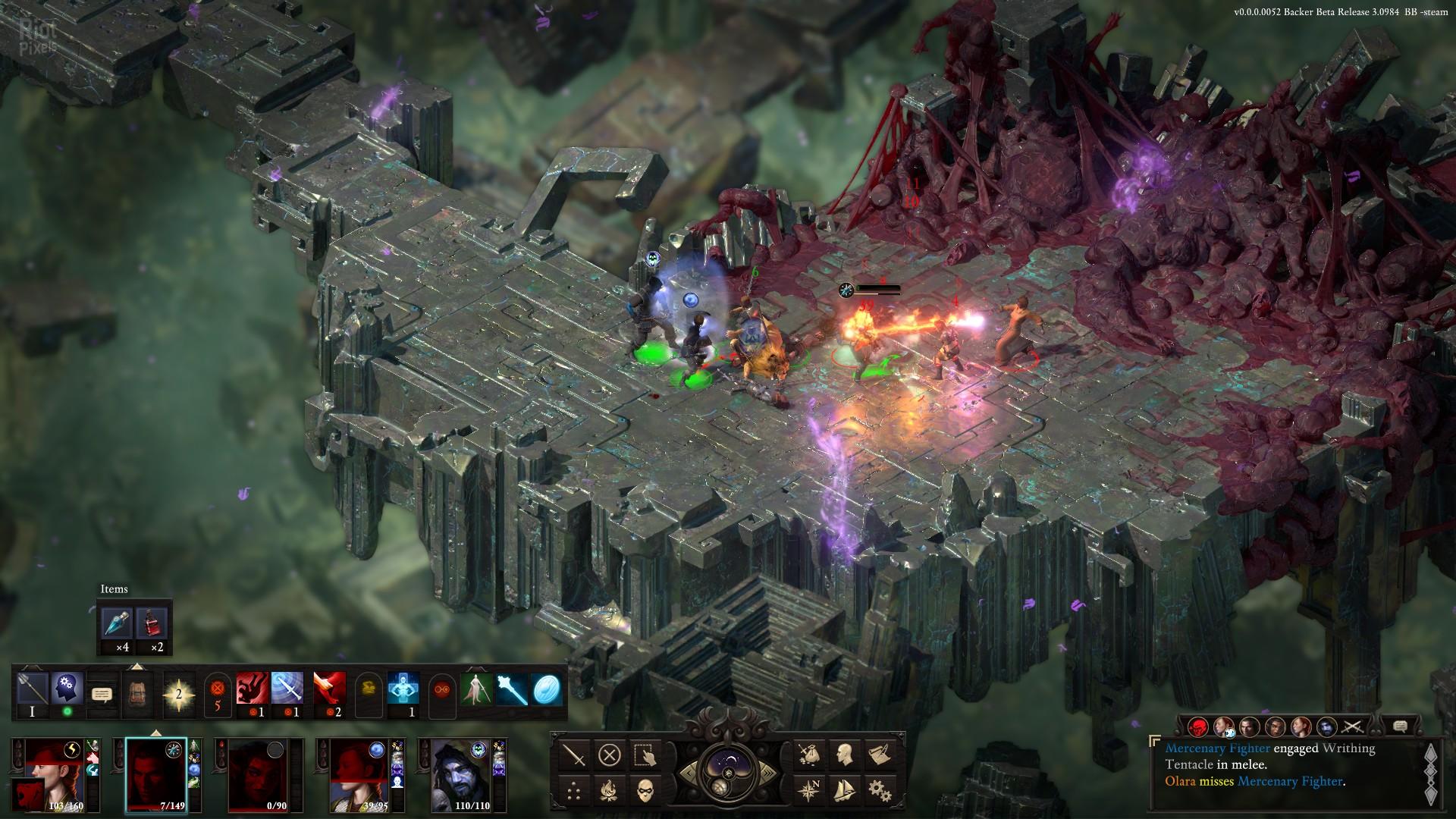 Pillars of Eternity 2: Deadfire - game screenshots at Riot