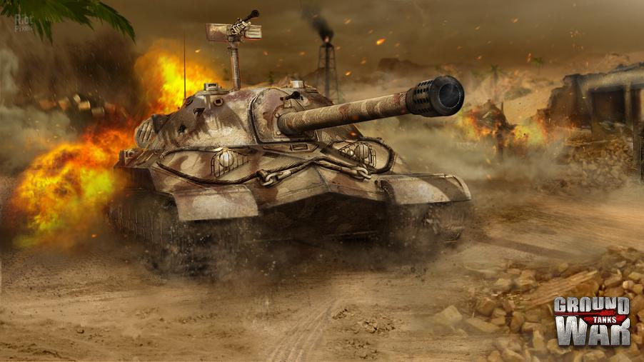 Ground Wars Tanks Ground War Tanks Game